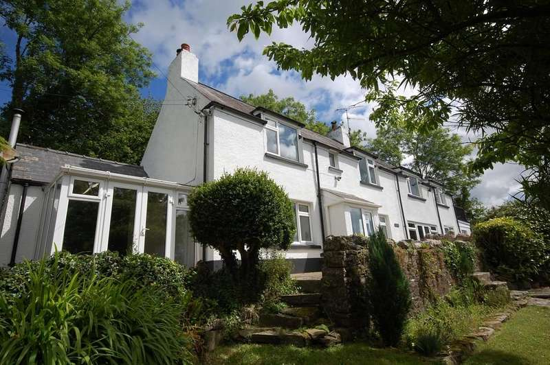 4 Bedrooms Detached House for sale in Stepaside, Pembrokeshire