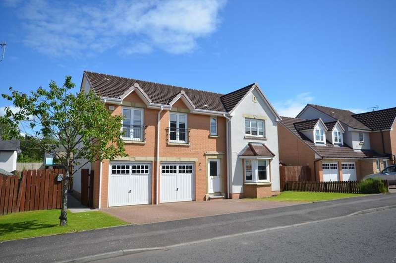 5 Bedrooms Detached Villa House for sale in 14 Corton Lea, Alloway, KA6 6GJ