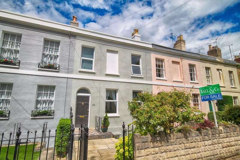 4 Bedrooms Town House for sale in Hewlett Road, Central, Cheltenham, GL52