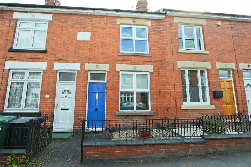 2 Bedrooms Terraced House for rent in Albion Street, Anstey