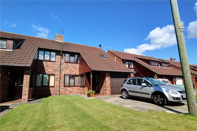 3 Bedrooms Semi Detached House for sale in Durham Road, Aycliffe, Newton Aycliffe, DL5