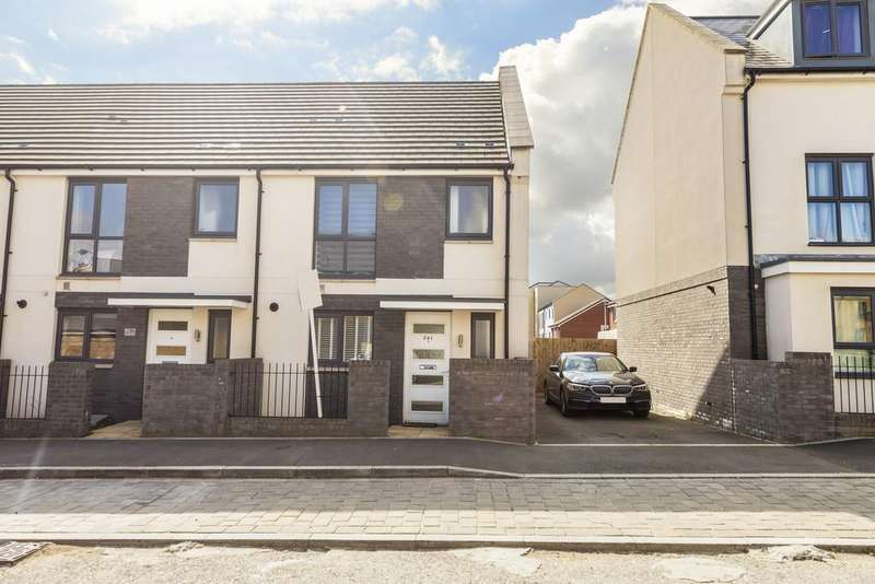 3 Bedrooms End Of Terrace House for sale in Eighteen Acre Drive, Charlton Hayes, Bristol, BS34