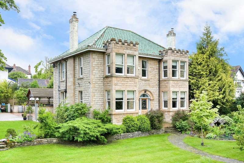5 Bedrooms Detached House for sale in Charlton Road, Shepton Mallet