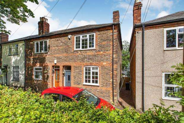 2 Bedrooms End Of Terrace House for sale in Maidenhead