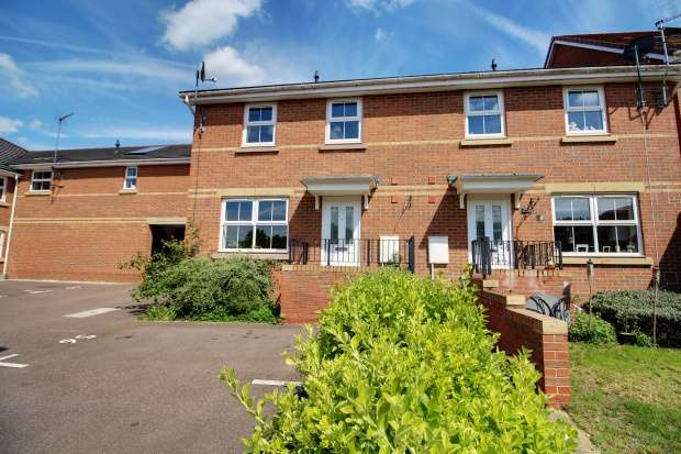 2 Bedrooms Terraced House for sale in Olvega Drive, Buntingford, Hertfordshire, SG9 9FJ