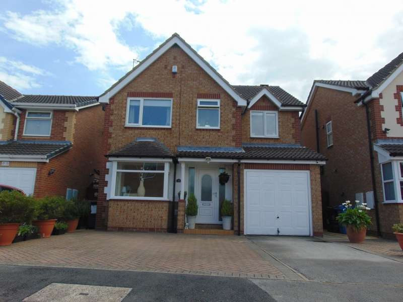 4 Bedrooms Detached House for sale in Barleigh Road, Hull, HU9