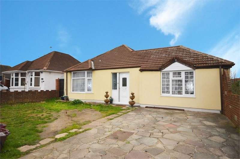 5 Bedrooms Detached Bungalow for sale in Howbury Lane, Erith