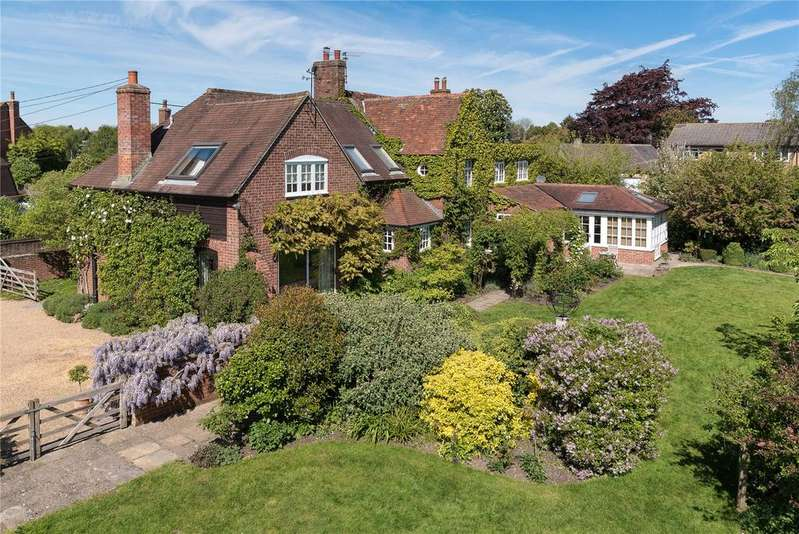 6 Bedrooms Unique Property for sale in Southcroft, Chapmanslade, Westbury, Wiltshire, BA13