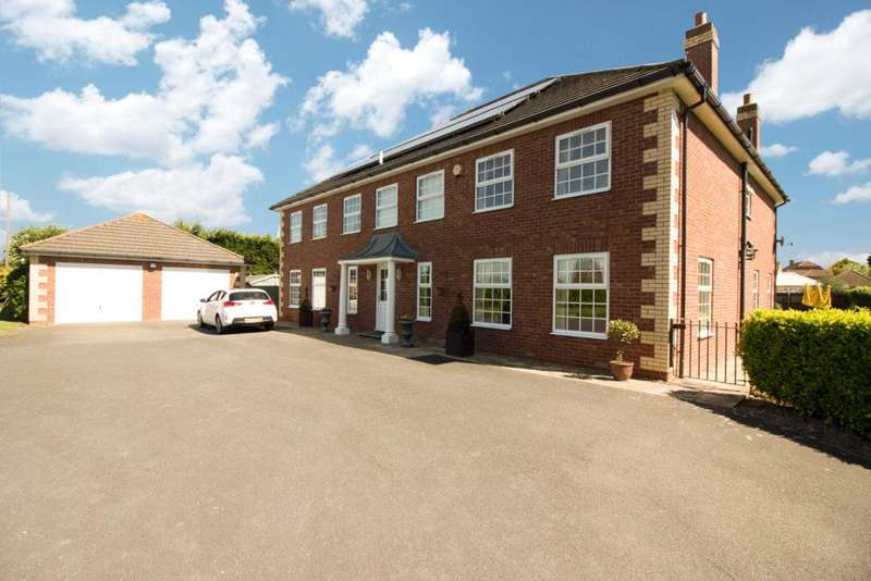 6 Bedrooms Detached House for sale in Spalding Common, Spalding, PE11