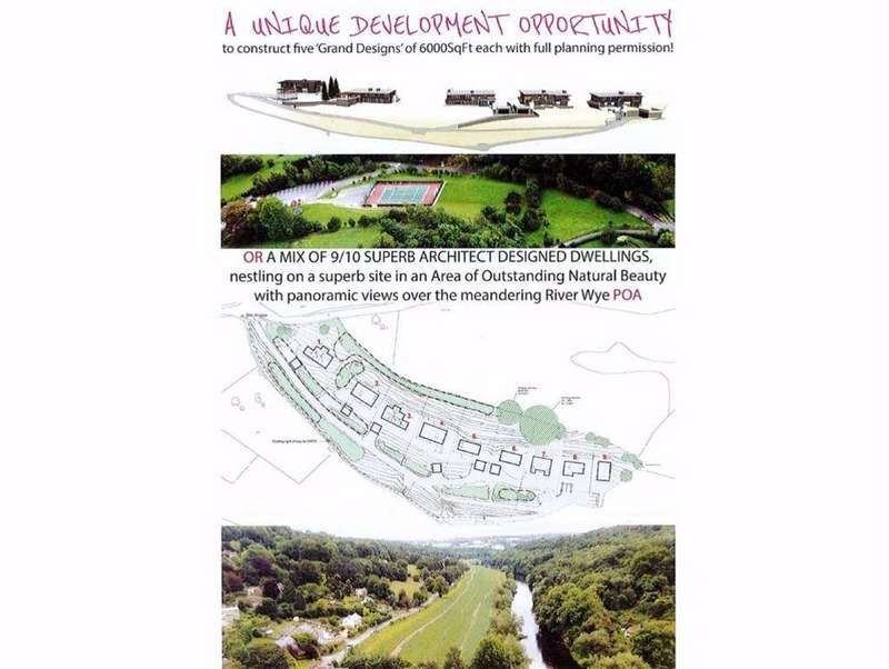 Residential Development Commercial for sale in Leys Hill, Ross-on-Wye