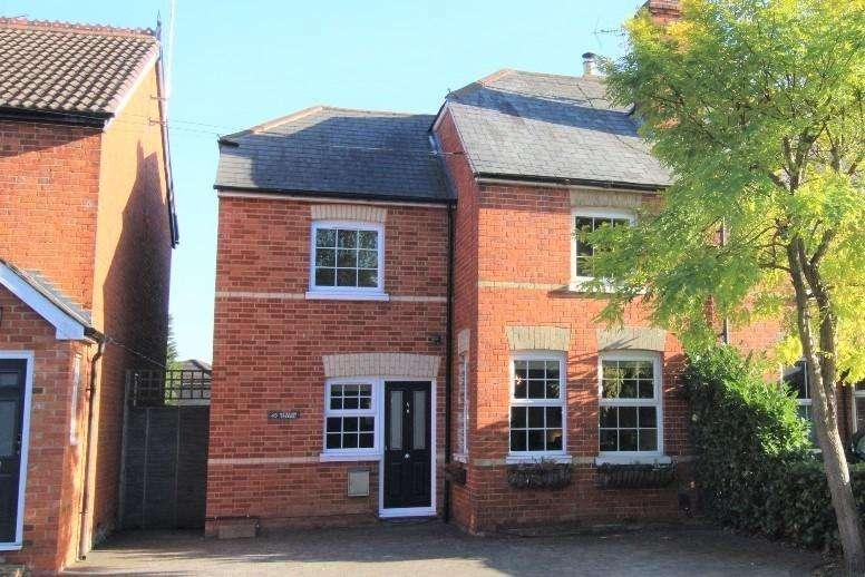 3 Bedrooms Semi Detached House for sale in Waterloo Road, Wokingham, Berkshire