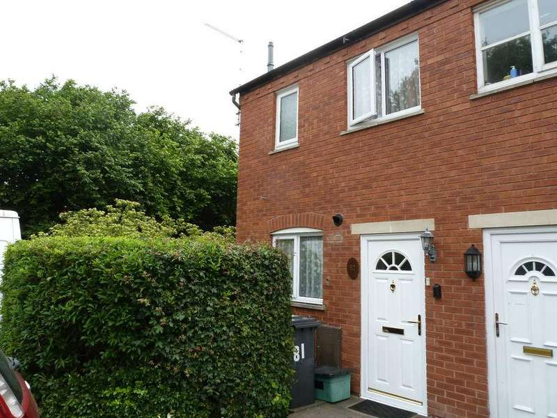 2 Bedrooms Terraced House for sale in India Road, Tredworth, Gloucester, GL1