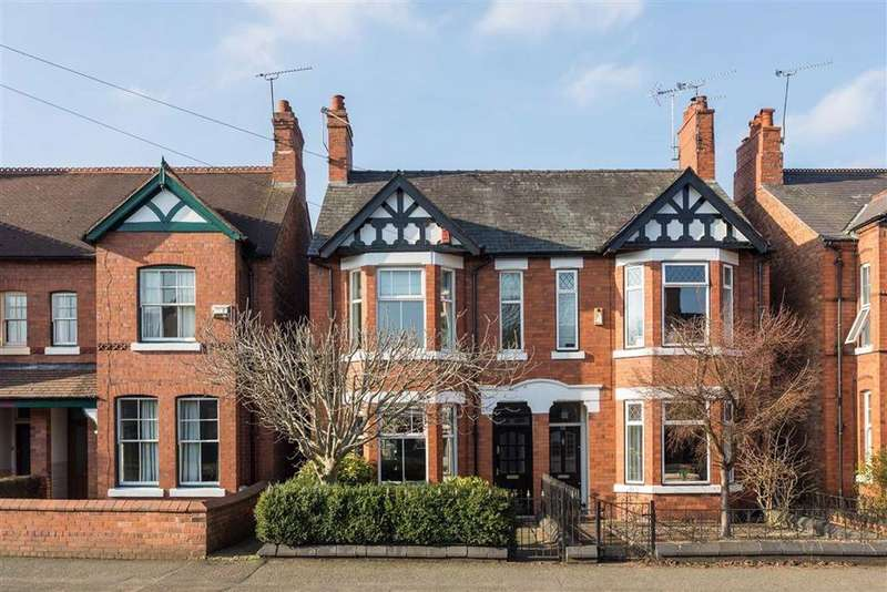 3 Bedrooms Town House for sale in Millstone Lane, Nantwich, Cheshire