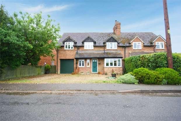 4 Bedrooms Semi Detached House for sale in Ledburn, Ledburn, Leighton Buzzard, Buckinghamshire