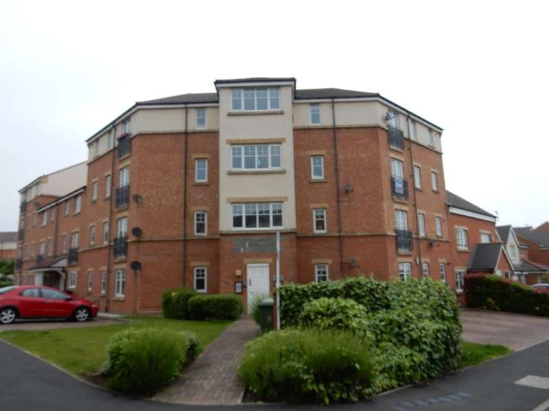 2 Bedrooms Ground Flat for sale in 143 Sanderson Villas, Gateshead, Tyne And Wear