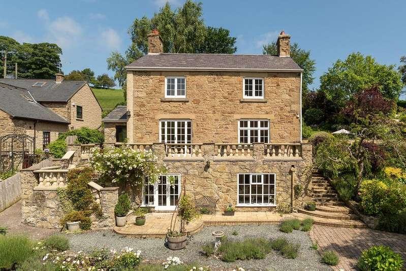 3 Bedrooms Detached House for sale in Llanasa, Flintshire