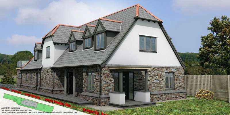 5 Bedrooms Detached House for sale in Lower Polscoe, Lostwithiel