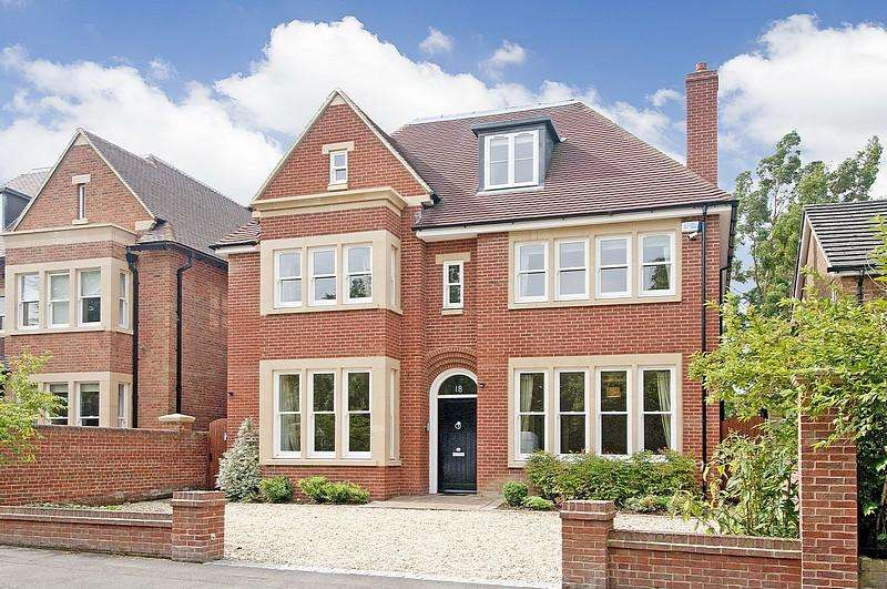 7 Bedrooms Detached House for rent in Charlbury Road, Oxford, Oxfordshire, OX2