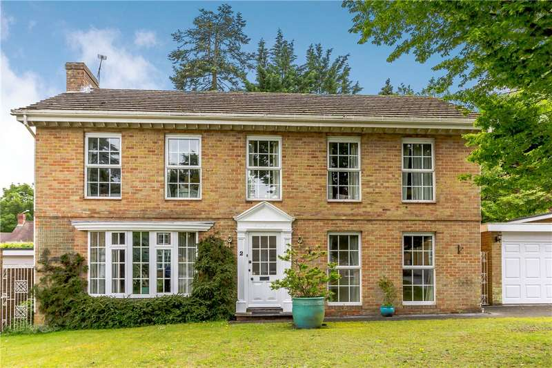 4 Bedrooms House for sale in Oaklands Close, Winchester, Hampshire, SO22