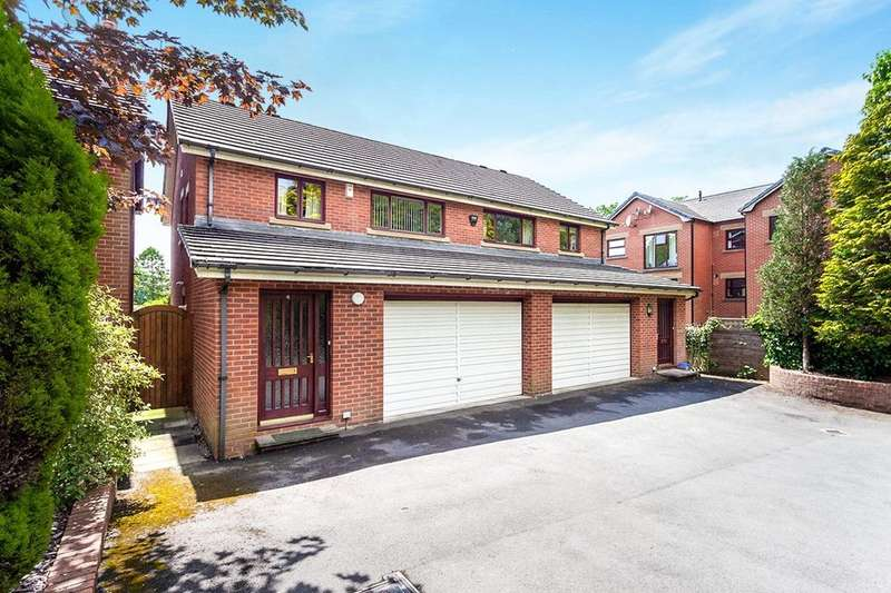 3 Bedrooms Semi Detached House for sale in Shear Bank Road, Blackburn, BB1