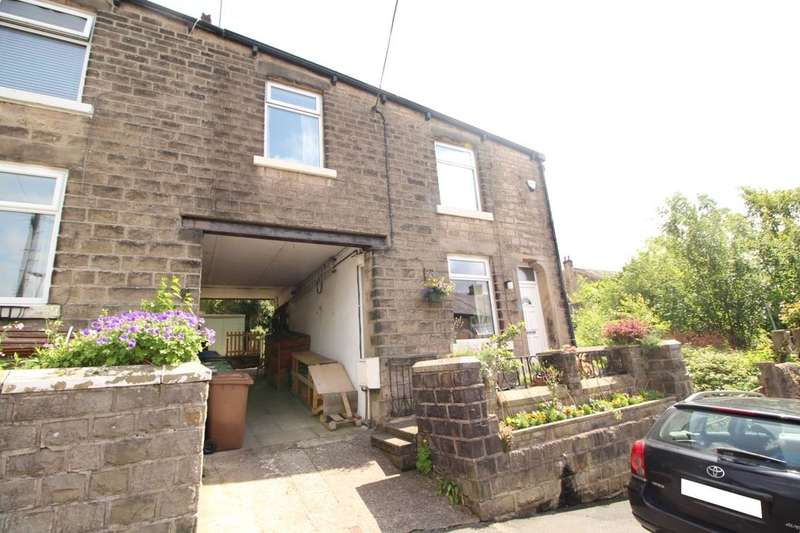 3 Bedrooms Terraced House for sale in Bank Street, Broadbottom, Hyde, SK14
