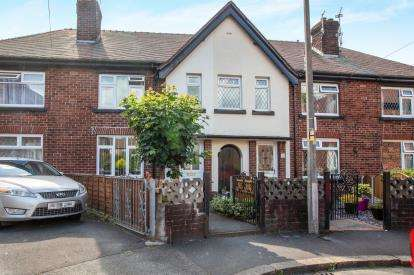 2 Bedrooms Terraced House for sale in Sherwood Place, Chorley, Lancashire