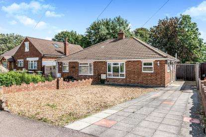 2 Bedrooms Bungalow for sale in Margetts Road, Kempston, Bedford, Bedfordshire