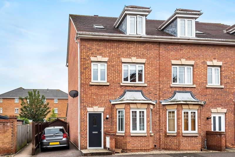 3 Bedrooms End Of Terrace House for sale in Beaumont Road, Flitwick, MK45