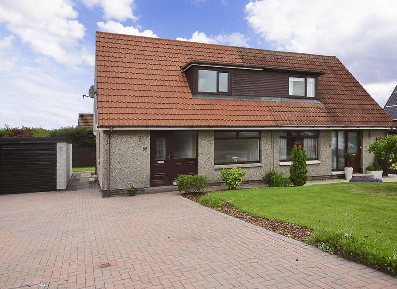 3 Bedrooms Semi-detached Villa House for sale in 7 Drummormie Road, Cairneyhill KY12 8RL