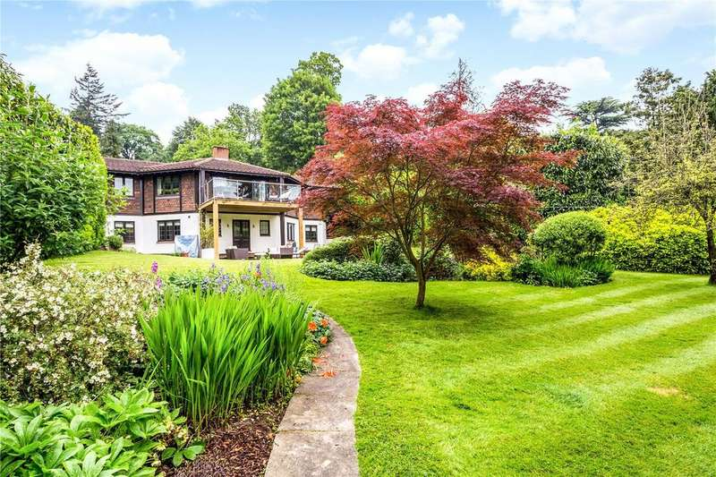 4 Bedrooms Detached House for sale in Dean Lane, Cookham Dean, Berkshire, SL6