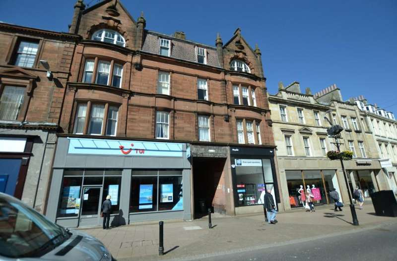 3 Bedrooms Flat for sale in High Street, Ayr, South Ayrshire, KA7 1RB