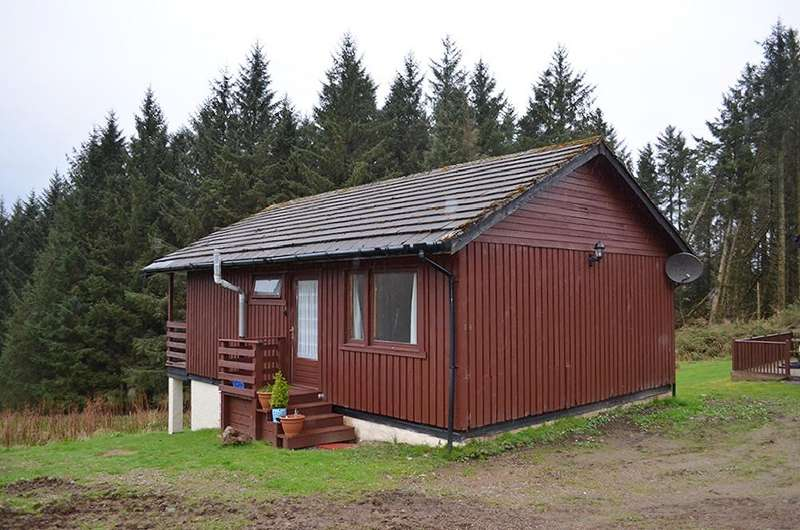 2 Bedrooms Lodge Character Property for sale in Melldalloch Holiday Lodges, Kilfinan, Tighnabruaich, Argyll and Bute, PA21 2ER