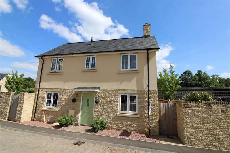 3 Bedrooms Detached House for sale in Vicarage Drive, Mitcheldean
