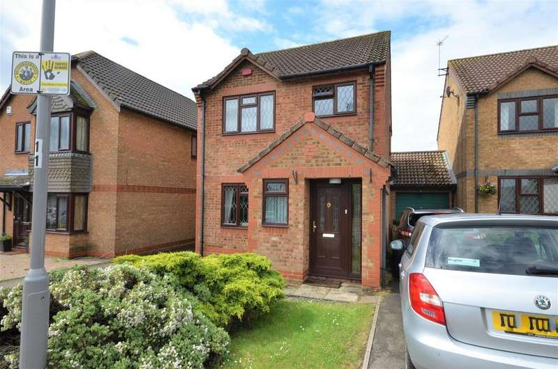 3 Bedrooms Detached House for sale in Malthouse Green, Luton