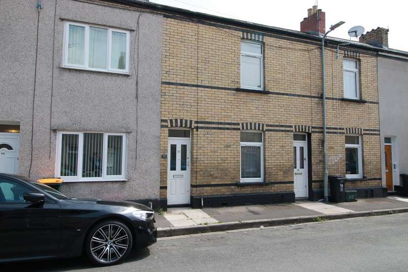 2 Bedrooms Terraced House for sale in Hoskins Street, Newport, NP20