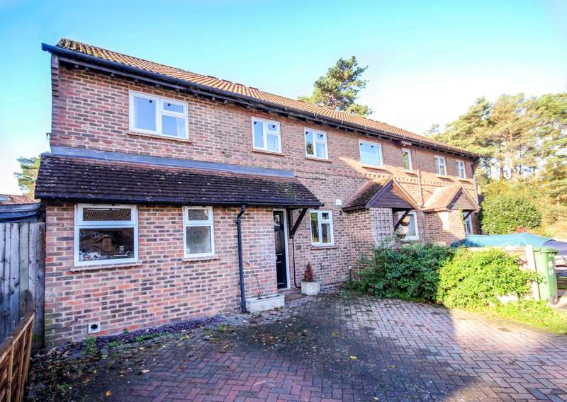4 Bedrooms End Of Terrace House for sale in Coombe Pine, Crown Wood