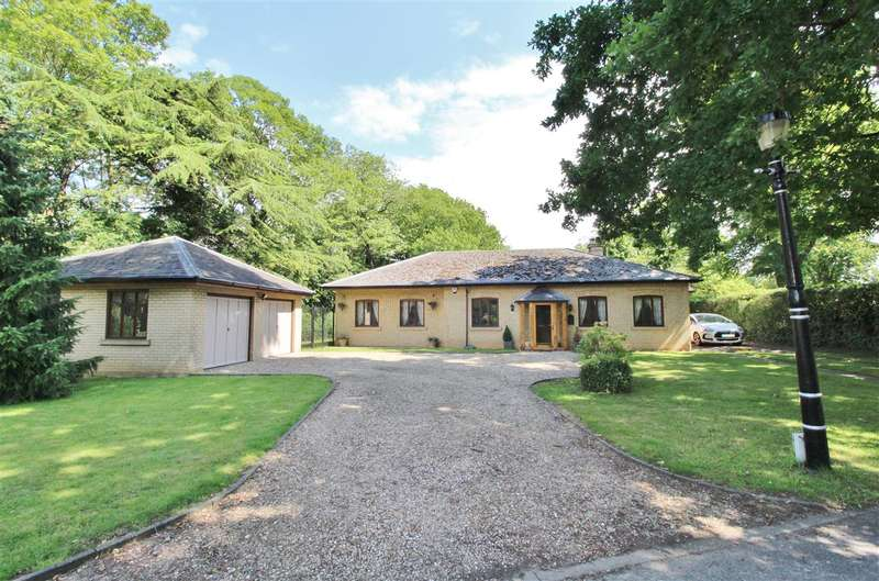3 Bedrooms Property for sale in The Lodge, Arnoldfield Court, Grantham