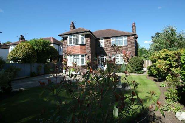 4 Bedrooms Detached House for sale in Framingham Road, Sale