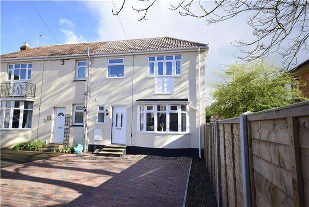 3 Bedrooms Semi Detached House for sale in Overndale Road, Downend, BRISTOL, BS16 2RN