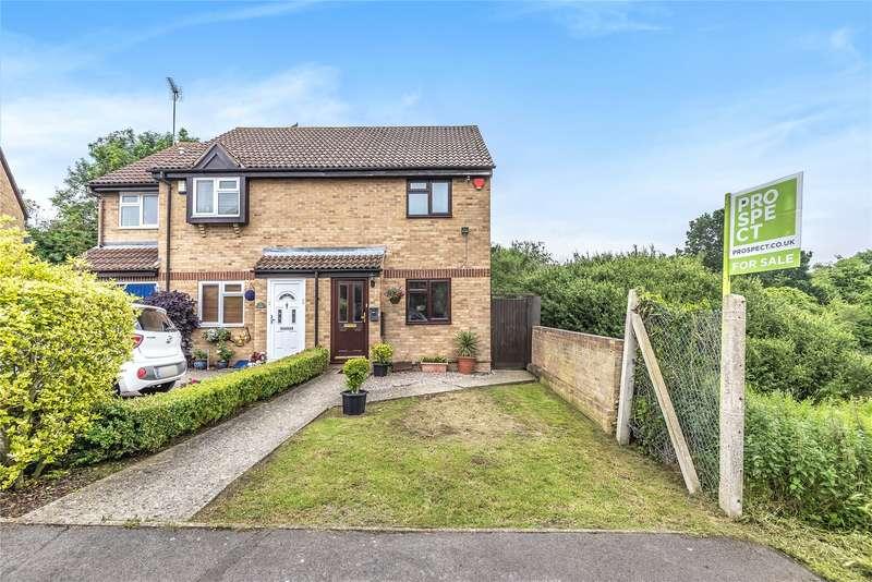 2 Bedrooms Semi Detached House for sale in Jupiter Way, Wokingham, Berkshire, RG41