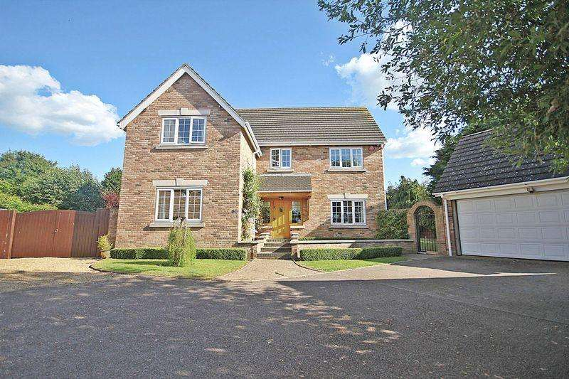 6 Bedrooms Detached House for sale in High Street, Greenfield