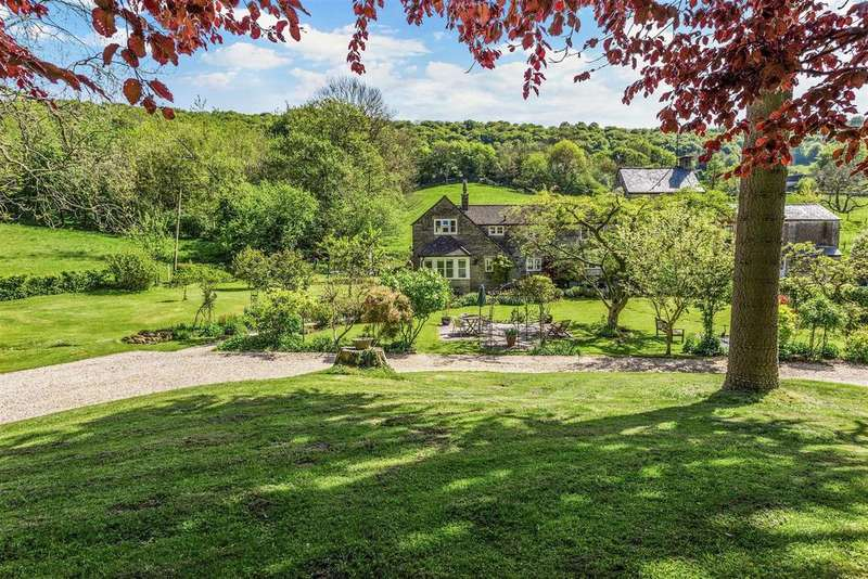 5 Bedrooms Detached House for sale in Sheepscombe, Stroud