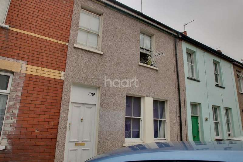 3 Bedrooms Terraced House for sale in Dolphin Street, Newport, Gwent, NP20