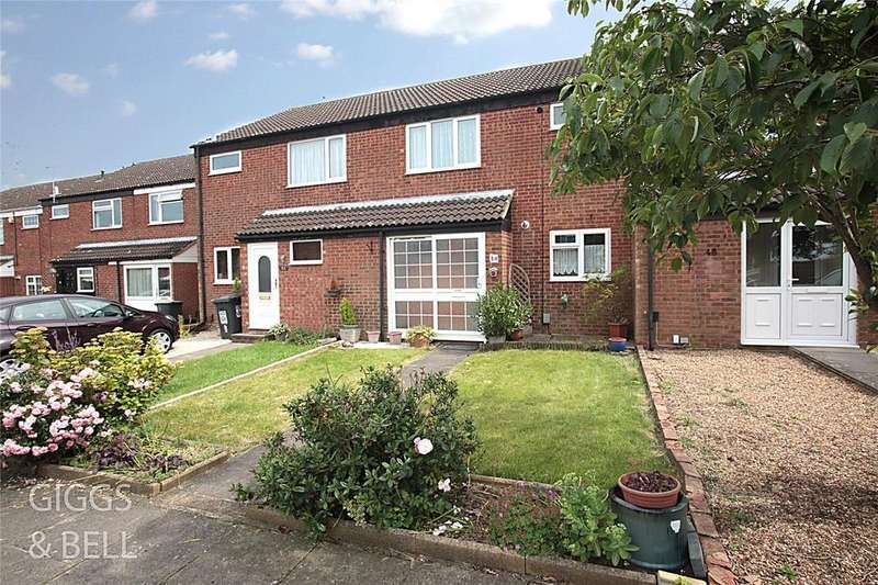 3 Bedrooms Terraced House for sale in Peregrine Road, Luton, Bedfordshire, LU4