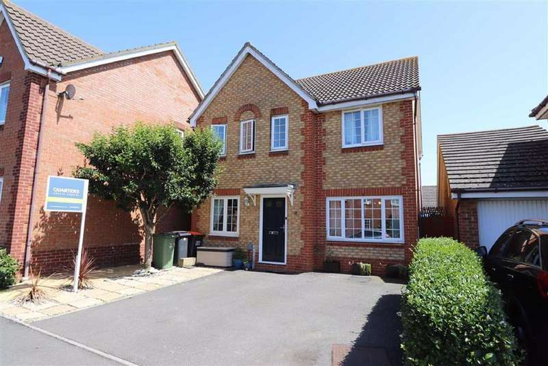 4 Bedrooms Detached House for sale in Nicolson Drive, Leighton Buzzard