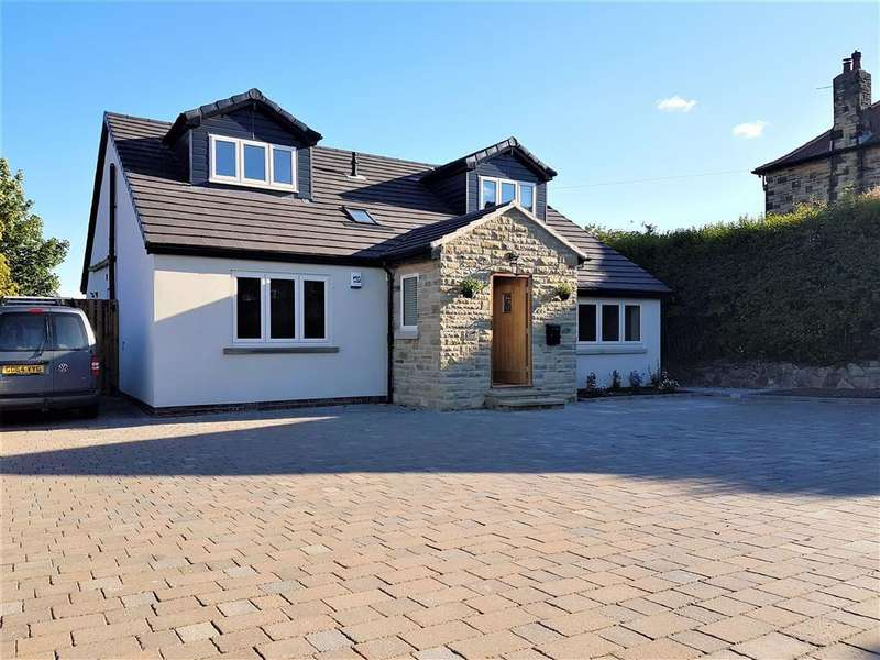 4 Bedrooms Detached House for sale in Halifax Road, Liversedge, WF15