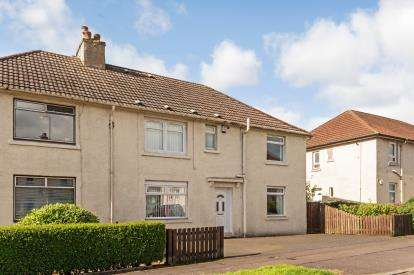 3 Bedrooms Semi Detached House for sale in Gibson Street, Kilmarnock
