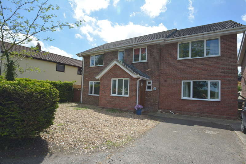 4 Bedrooms Detached House for sale in The Street, Weybread