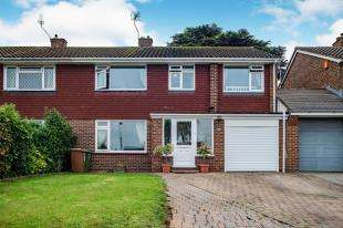 5 Bedrooms Semi Detached House for sale in The Grove, Sidcup, Kent