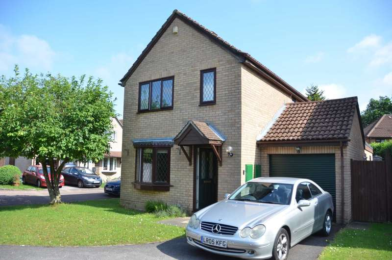 3 Bedrooms Detached House for sale in Finstock Close, Lower Earley